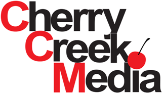 Image result for Cherry Creek Media logo